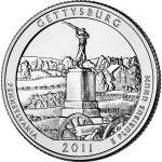 Gettysburg National Military Park coin