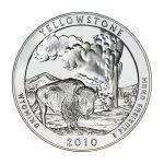 yellowstone park coin