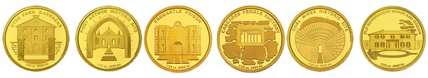 australian convict heritage gold coins