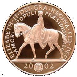 queen elizabeth gold jubilee reverse